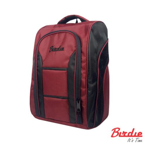 birdie shoebag  maroon