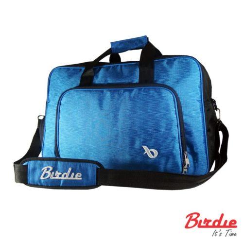 birdie bostonbag blue
