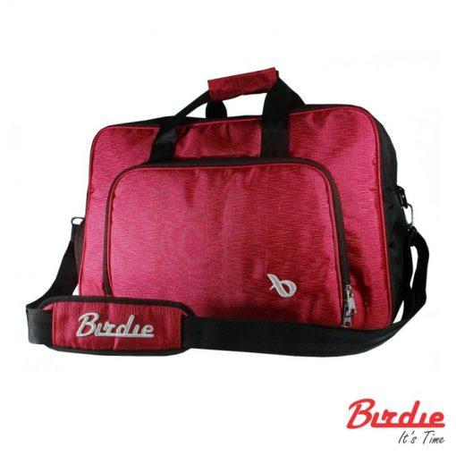 birdie bostonbag red