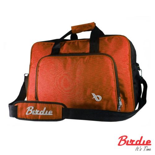 birdie bostonbag orange