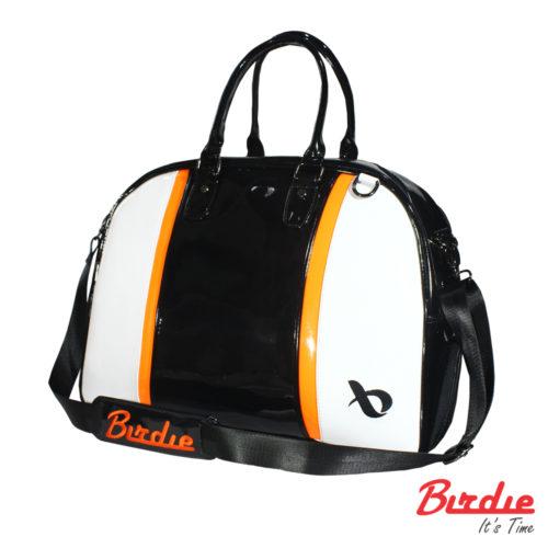 birdie bostonbag sinthetic black