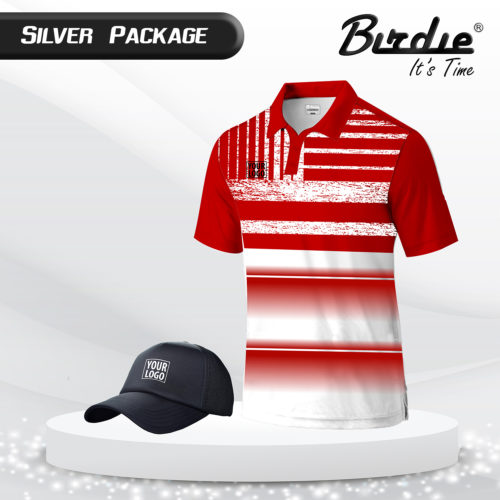 birdie white template corporate b