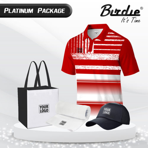 birdie white template corporate d
