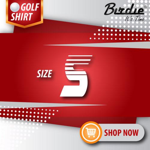 2 Golf Shirt Size S