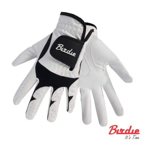 birdie glove black  junior left