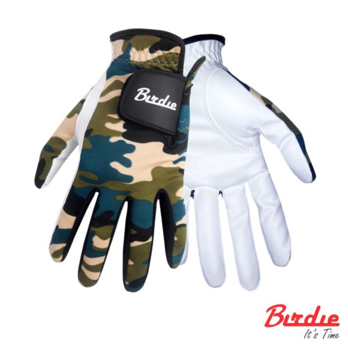 birdie glove black  men left