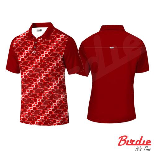 birdie batik red
