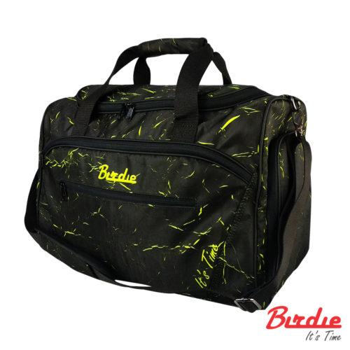 birdie bostonbag a black