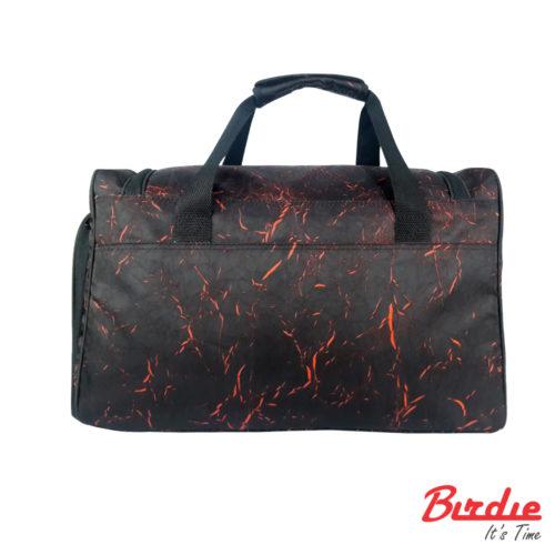 birdie bostonbag c blackred