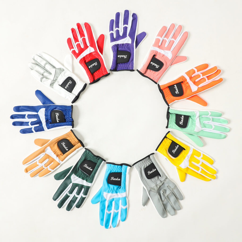 Golf Gloves Collection
